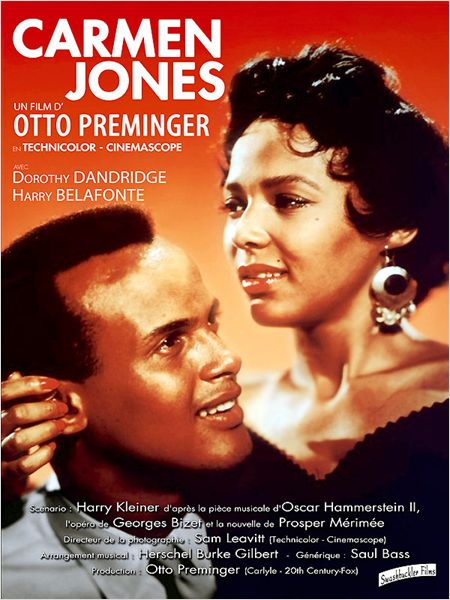affiche-carmen-jones dans Archives