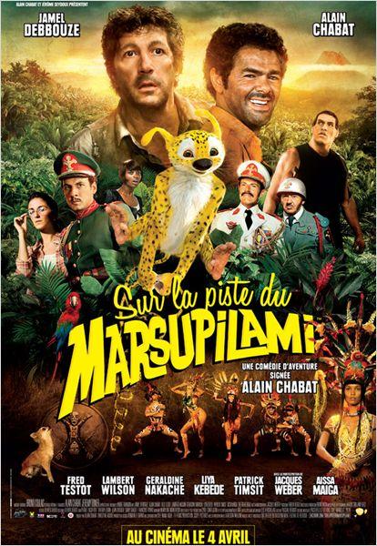 Du 09 au 15 mai (2 films) dans Archives affiche-sur-la-piste-du-marsupilami