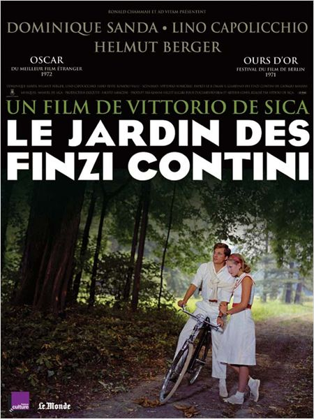 affiche-le-jardin-des-Finzi-Contini dans Archives